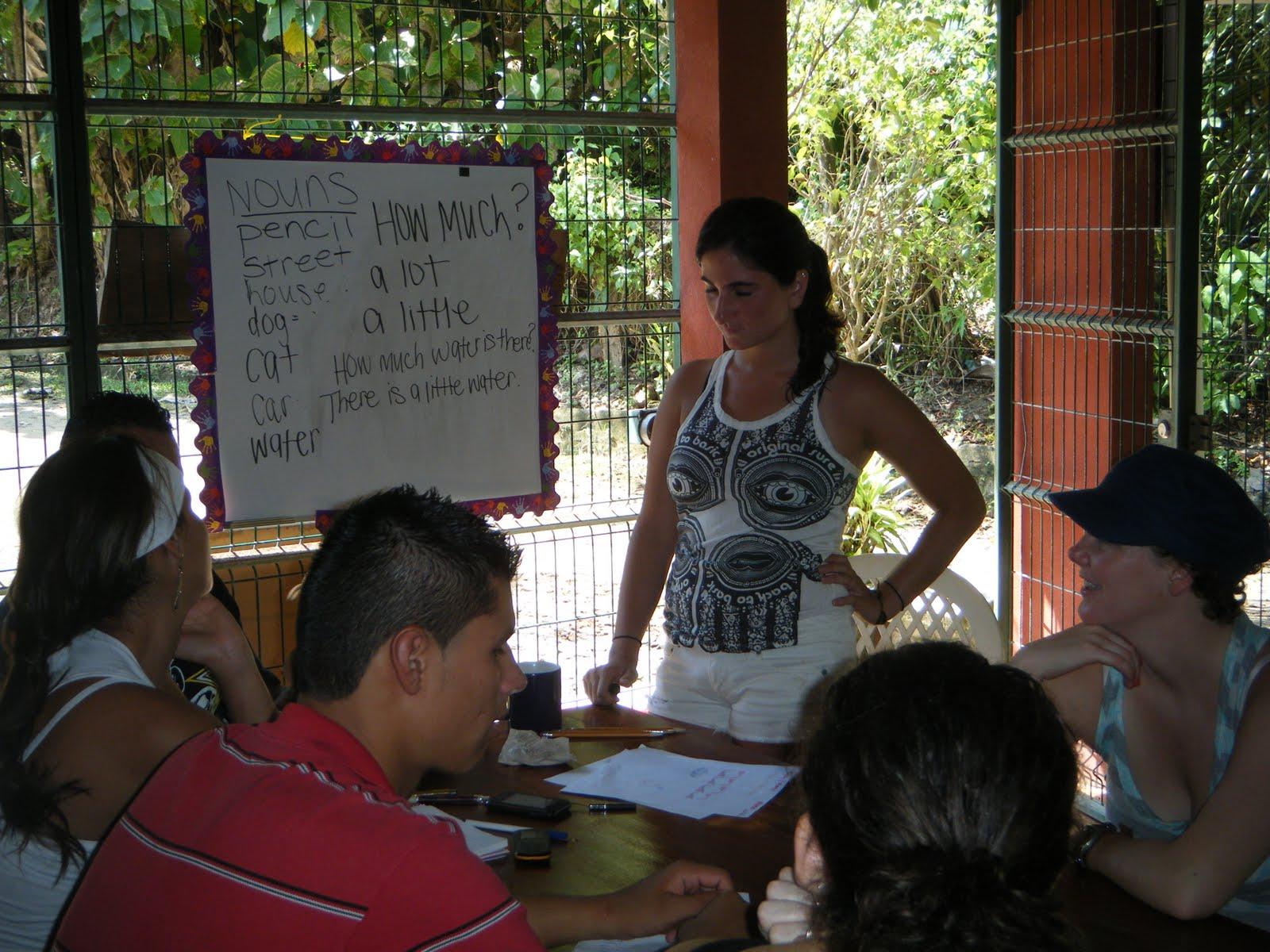 The Ethics of Teaching English