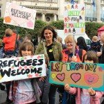 Refugees welcome Cian Doherty