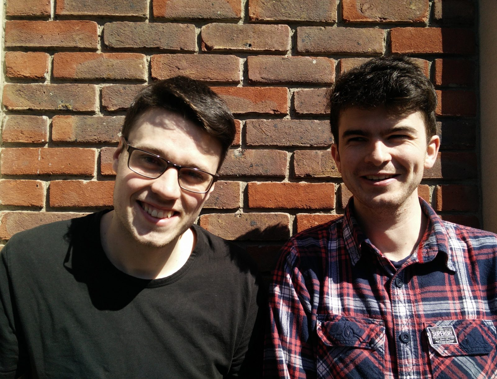 The Ideas Collective: Eoghan and Alan