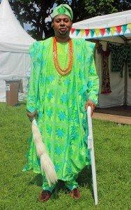 9. Saheed Ibrahim, Nigeria