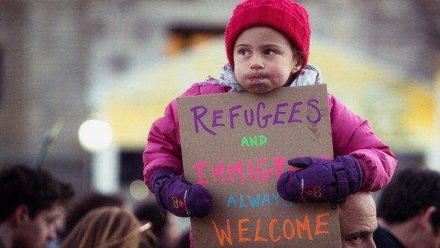 Undocumented Irish in Trump's firing line