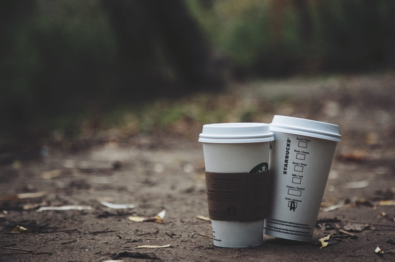 Villain of the month: Disposable coffee cups