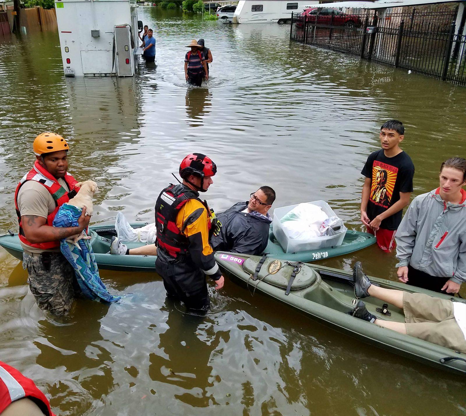 Climate change: The future humanitarian crisis