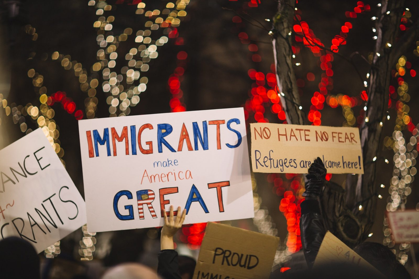 VIDEO: University Challenge – Trump's immigration policy