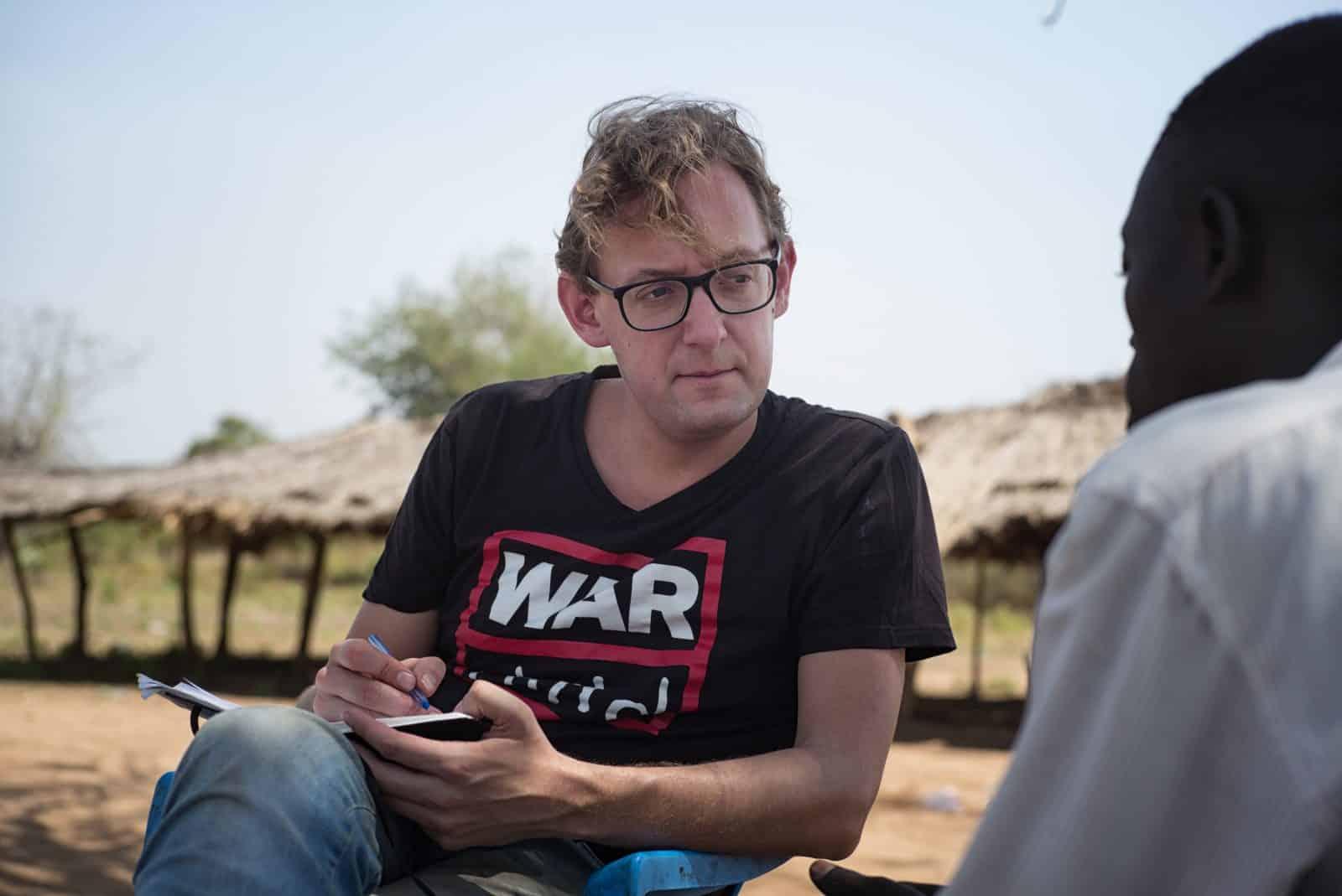 Career Knowhow: Peter Schouten, War Child