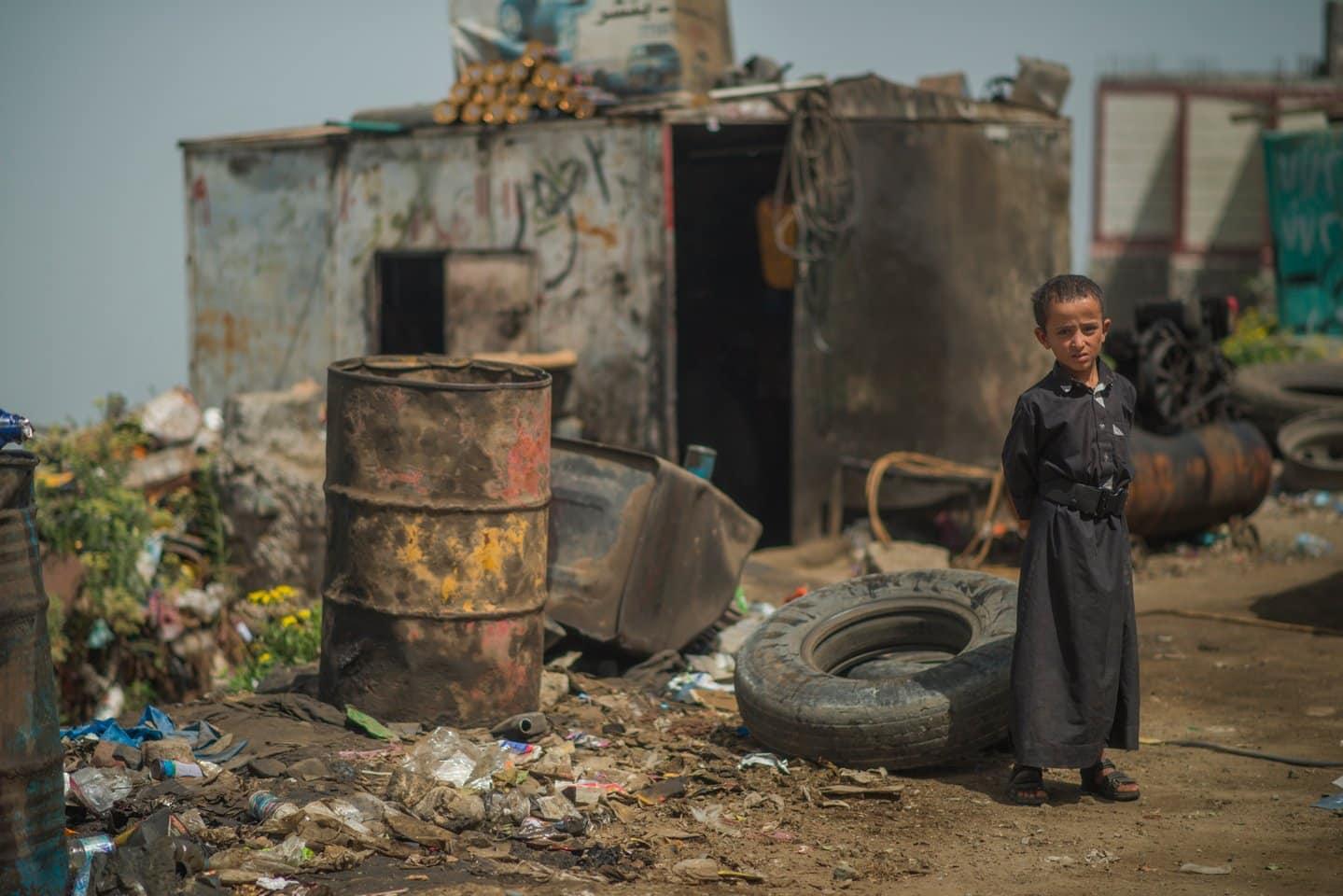 Yemen fast approaching deadly famine