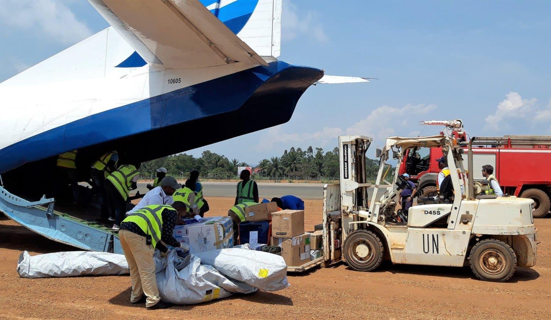 Ebola in the Democratic Republic of the Congo