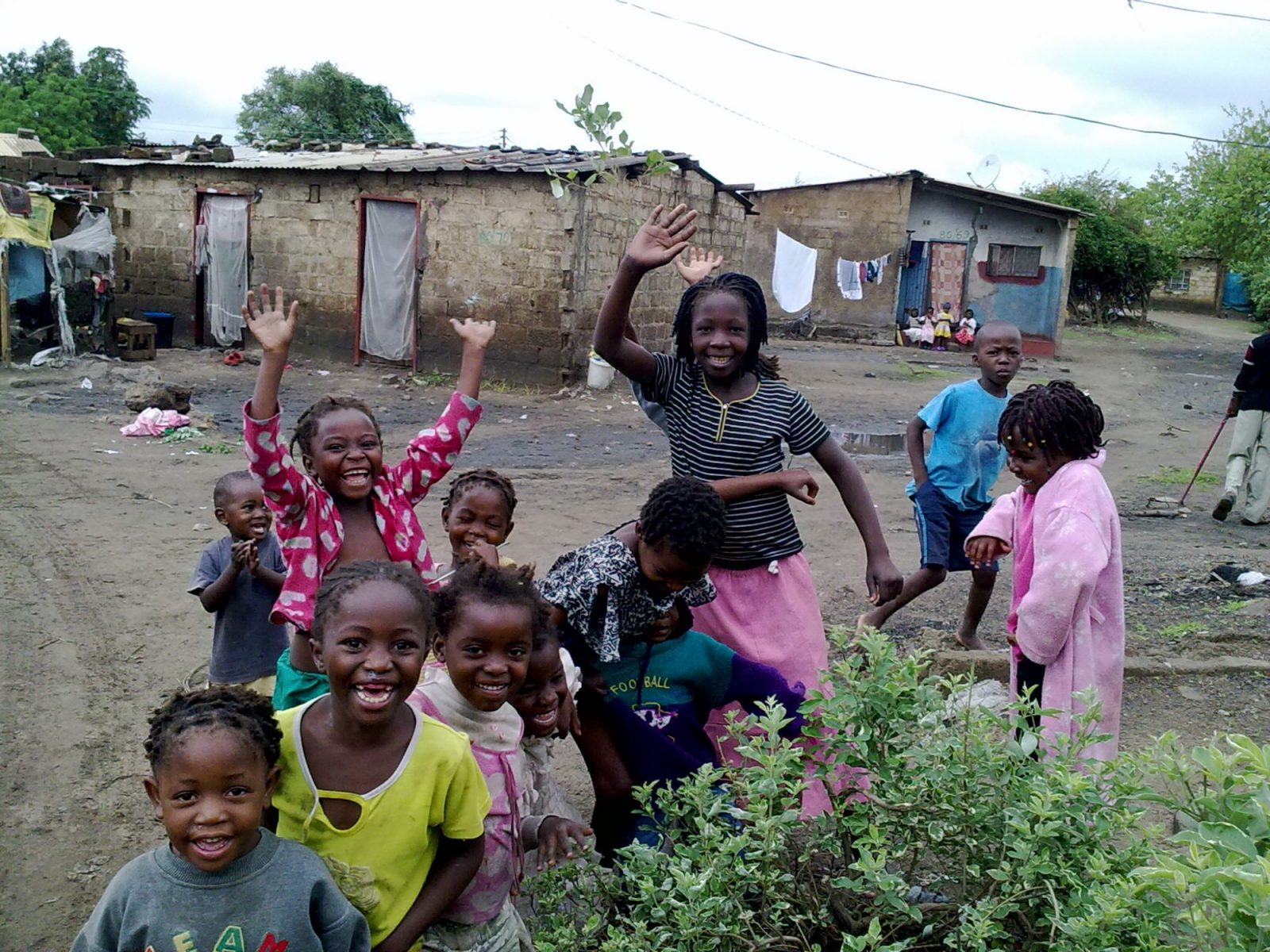 Violence against children in Zambia