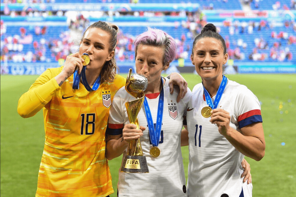 Women's World Cup: A Game of Two Halves