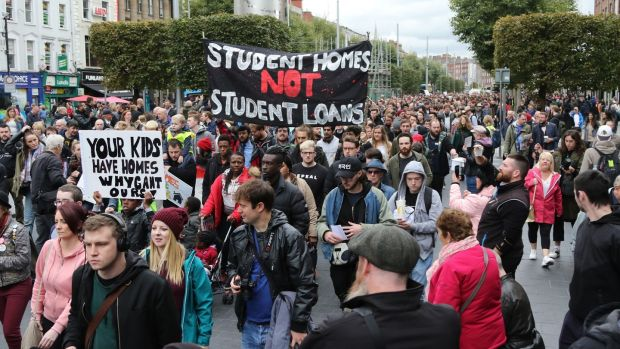 STAND Student Podcast Episode 1: Student accommodation and the housing crisis