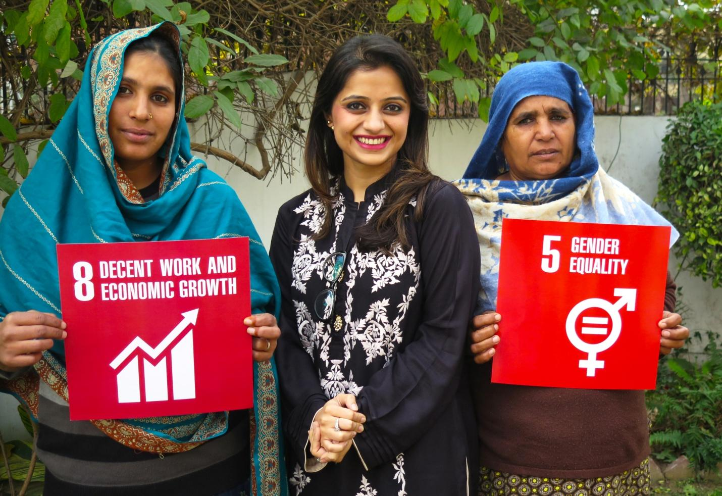 Women's economic and social rights play crucial role in countries' development
