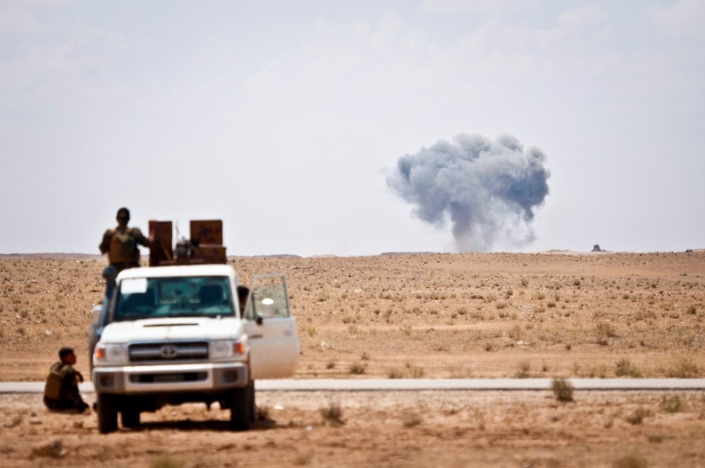 Is the Islamic State still a threat?