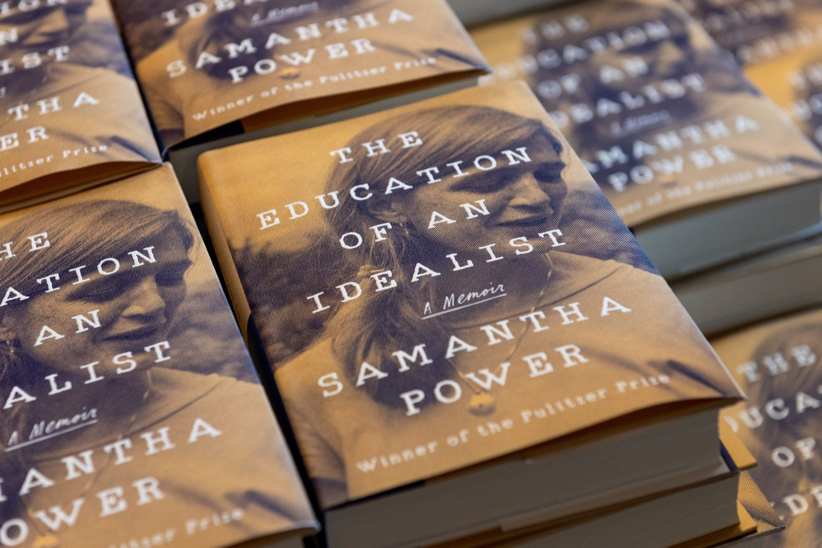 Samantha Power's Book Review: The Ideal Woman for the Job