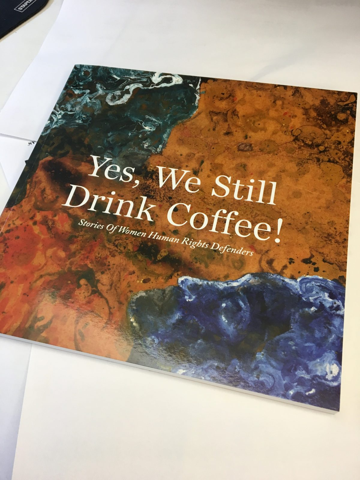"""Book Review: """"Yes, We Still Drink Coffee!"""""""