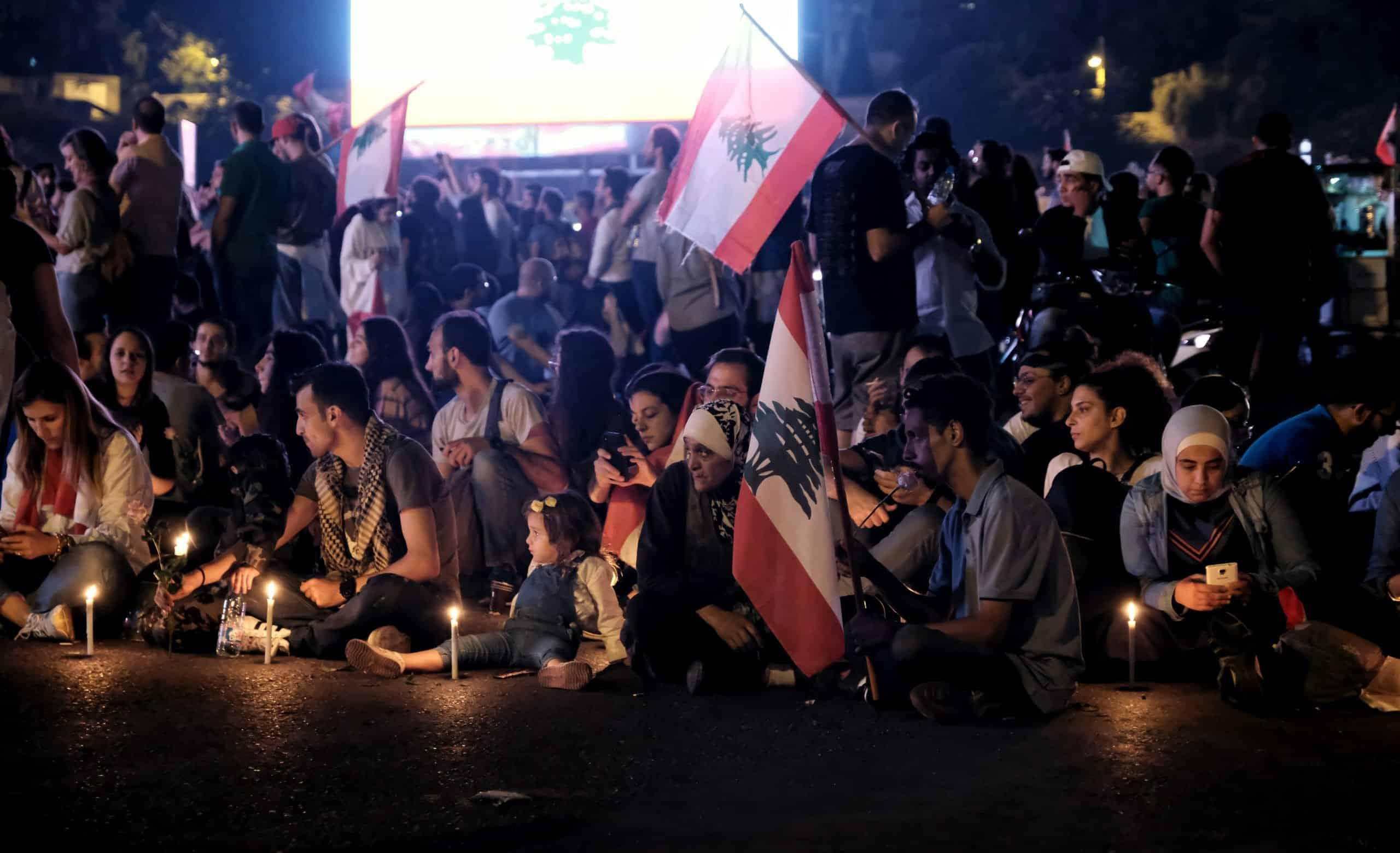 The Leaderless Protest Series – Lebanon