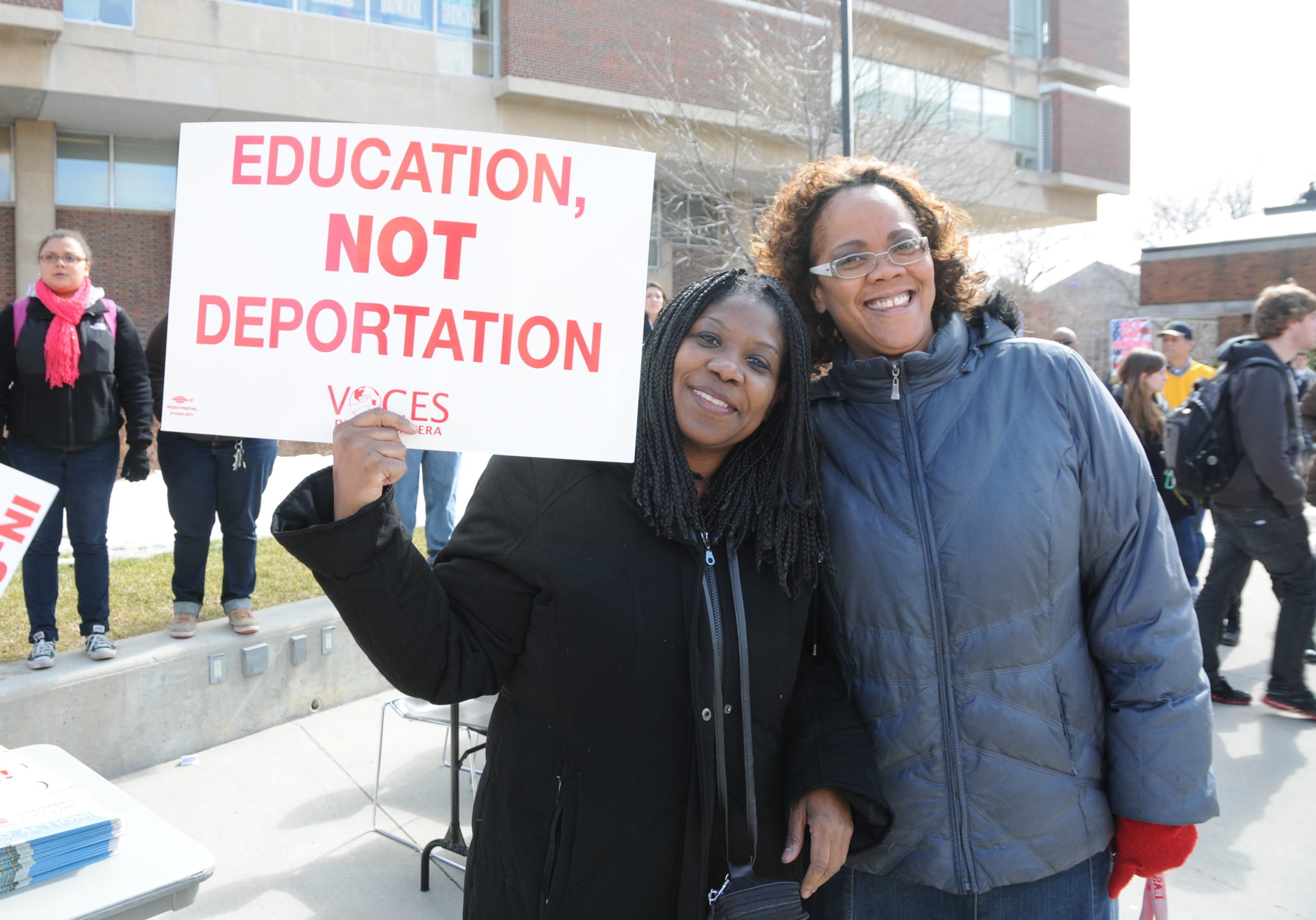 Pressure From Local Communities Stops Deportation Orders
