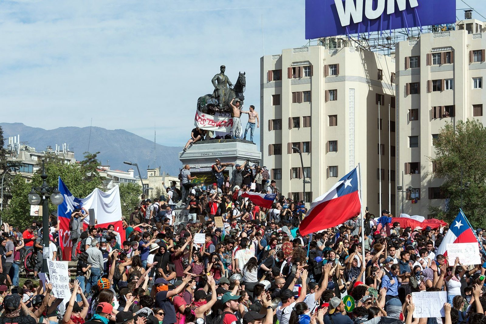 The Leaderless Protest Series – Chile