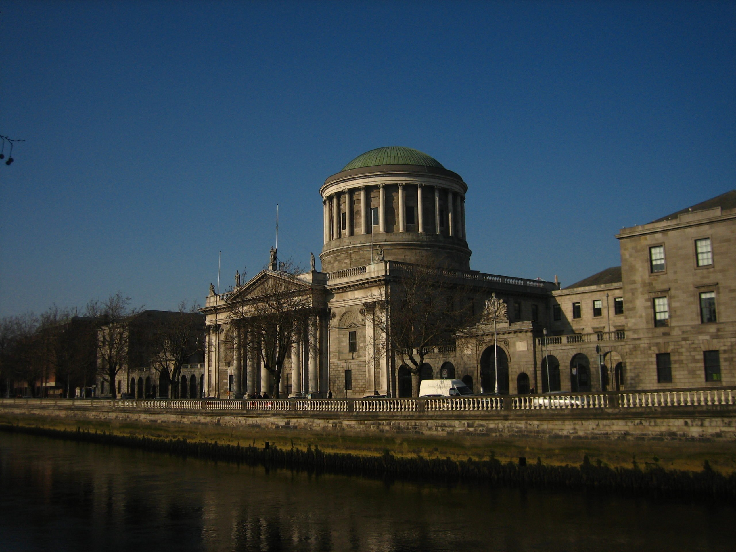 The Irish Environment to Have its Day in Court
