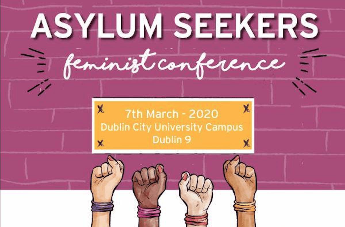 Asylum Seekers host Feminist Conference for International Women's Day