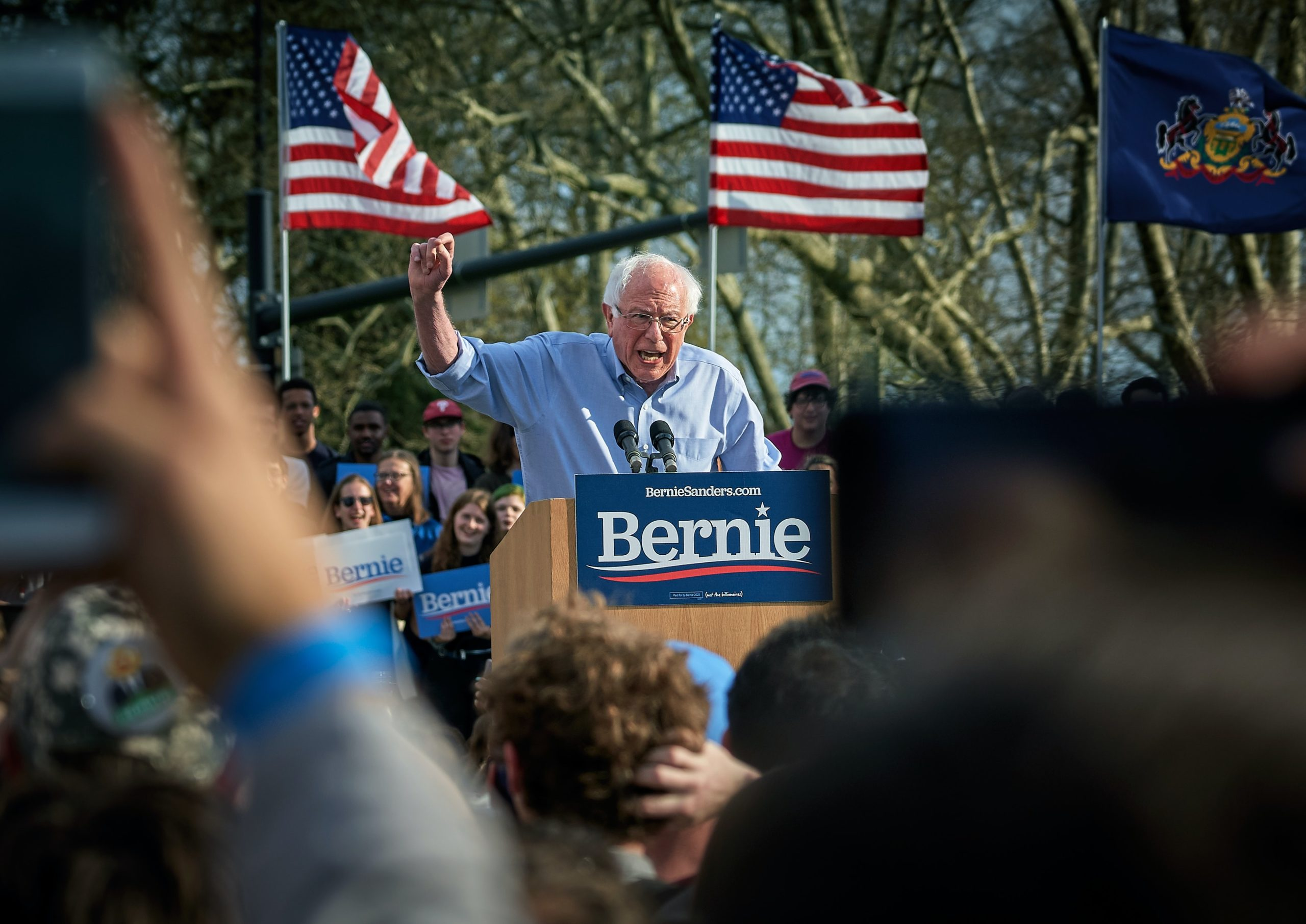 What Does Bernie Sander's Exit Mean For An Imperative Green New Deal?