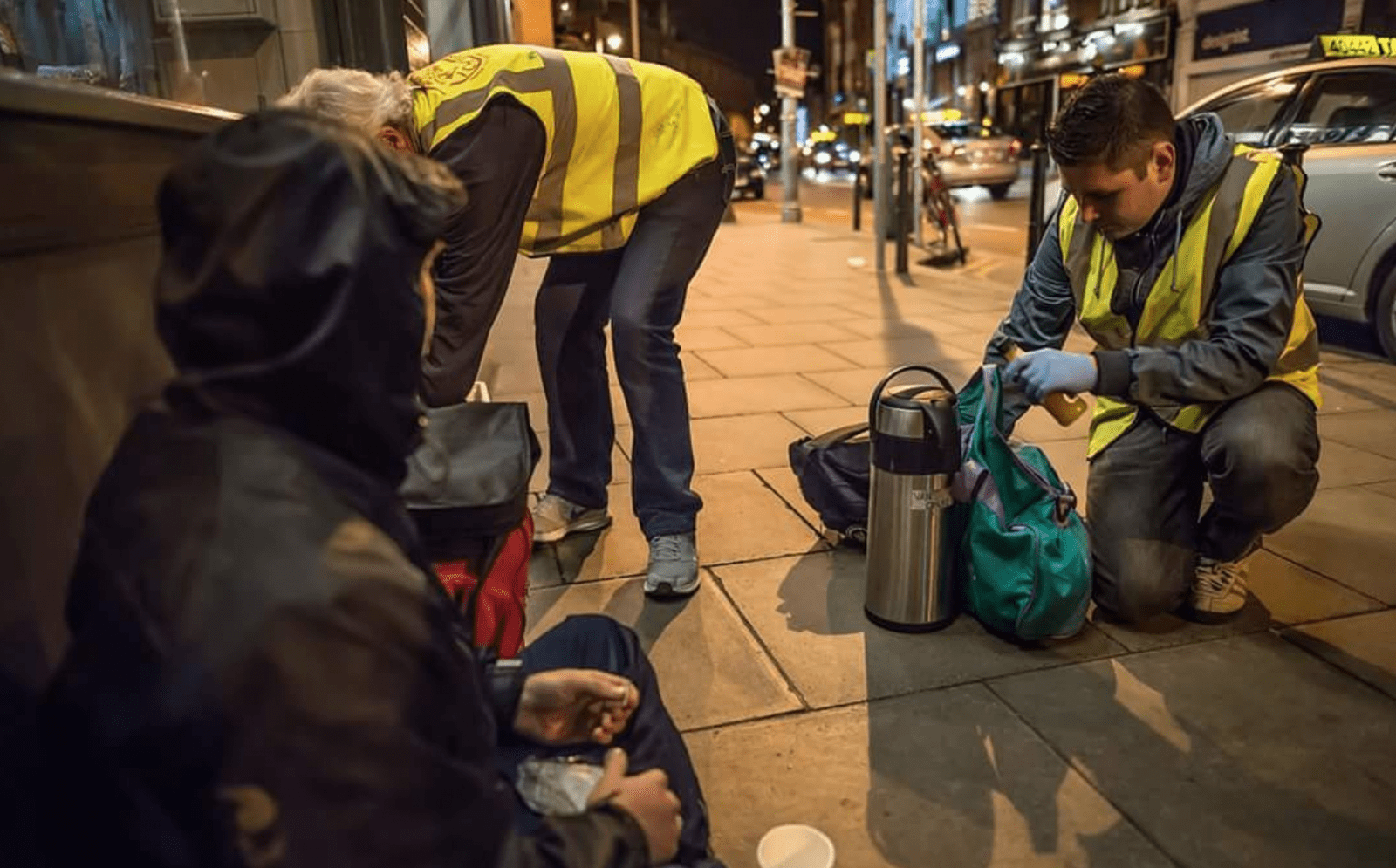 STAND News talks to ICHH on how COVID-19 is affecting the homeless population