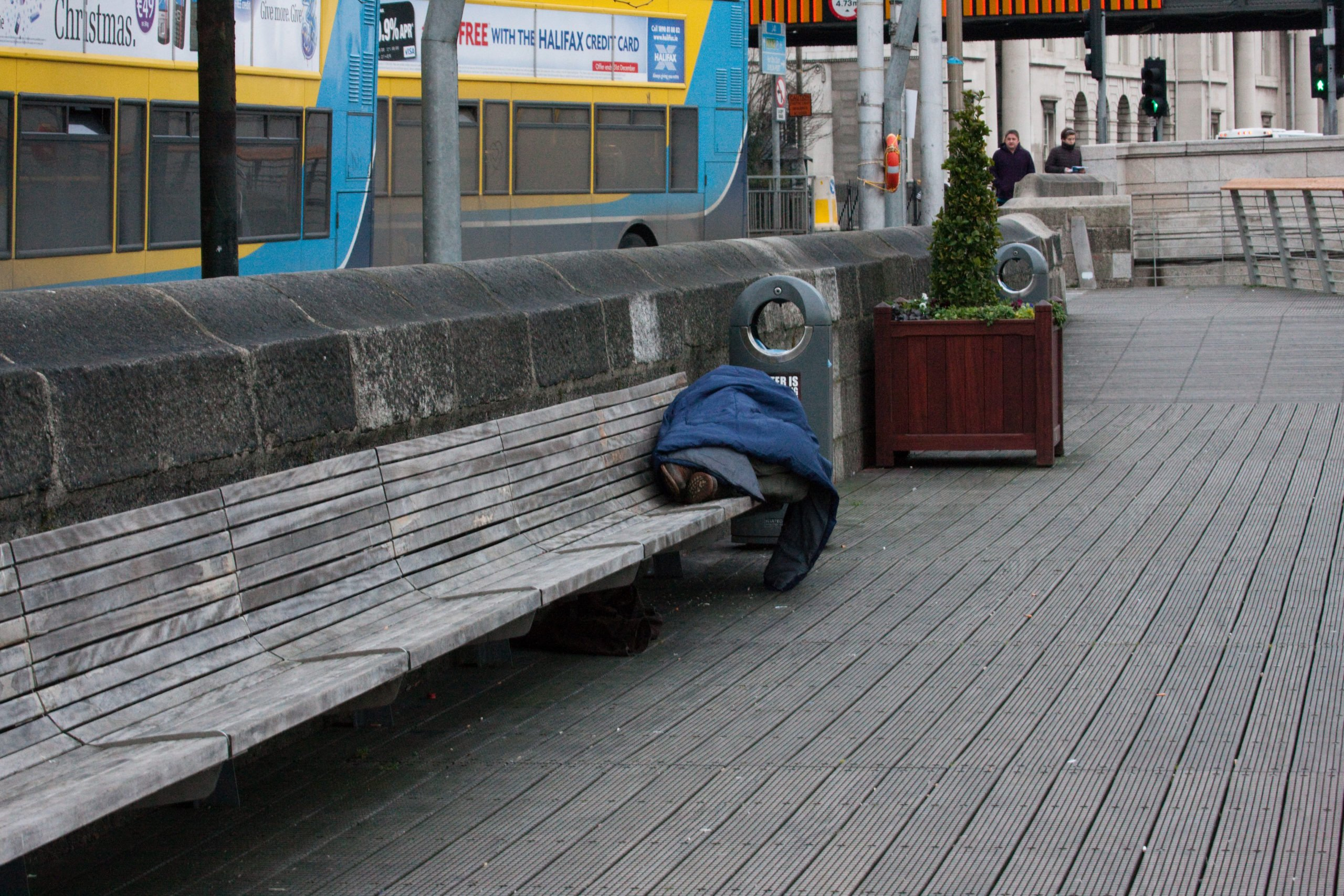 Ireland's Homeless: A Continued Crisis during COVID-19