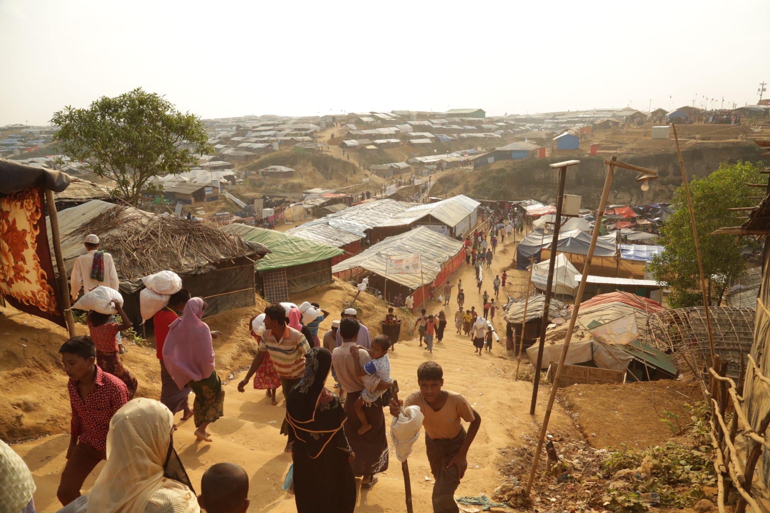 Concerns Grow on Coronavirus Spread in Bangladeshi Refugee Camps