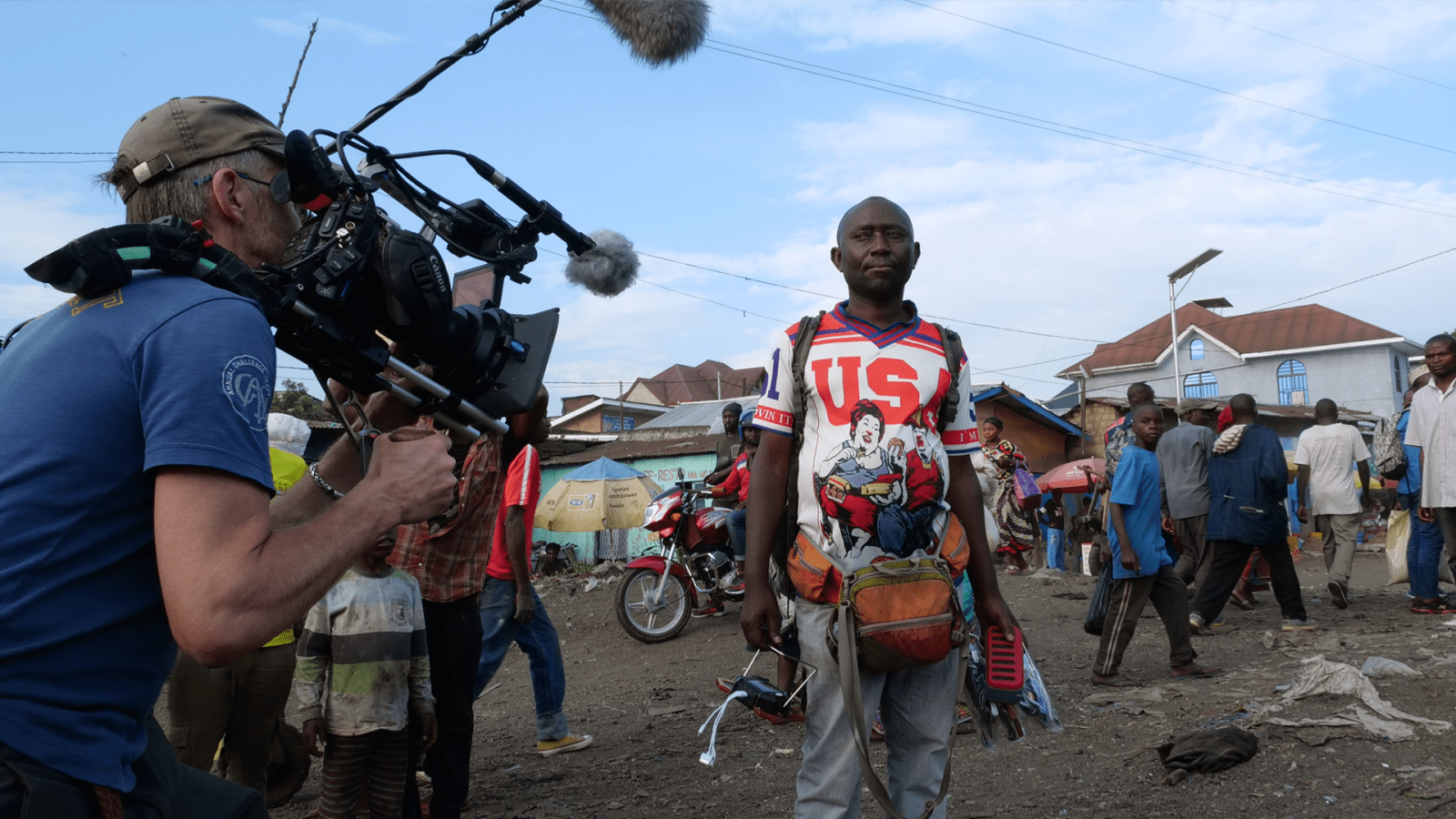 'Stop Filming Us' – Questioning Neocolonialism through the Camera Lens