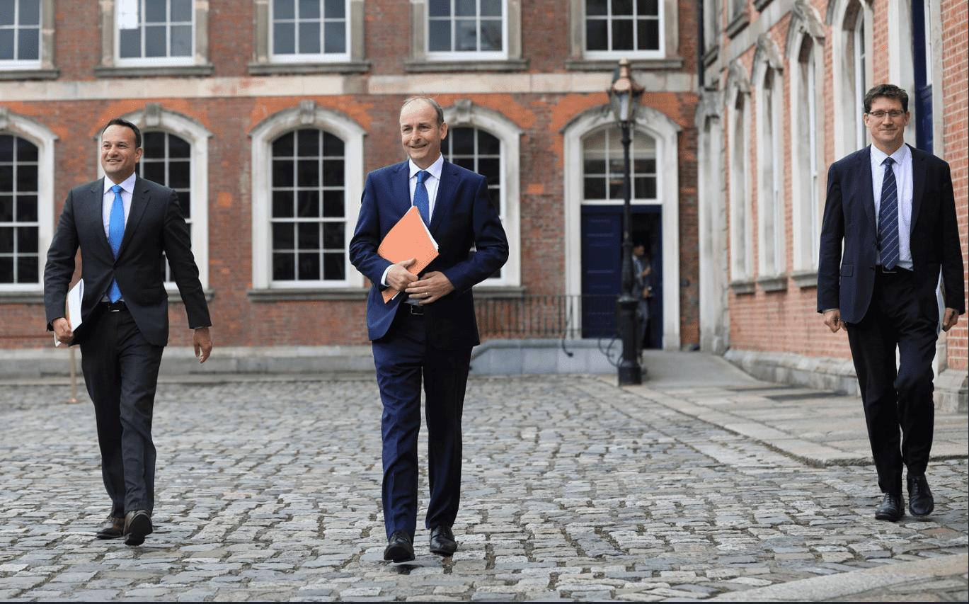 New Government, Old Tricks: Women In Irish Politics