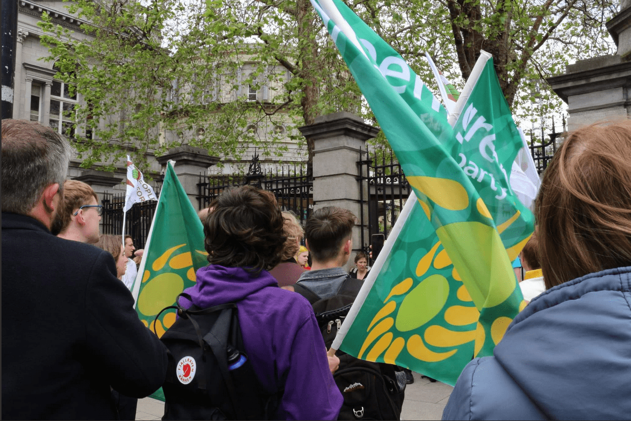 Greenwashing Austerity: What Do Young Greens Feel About the New Government?