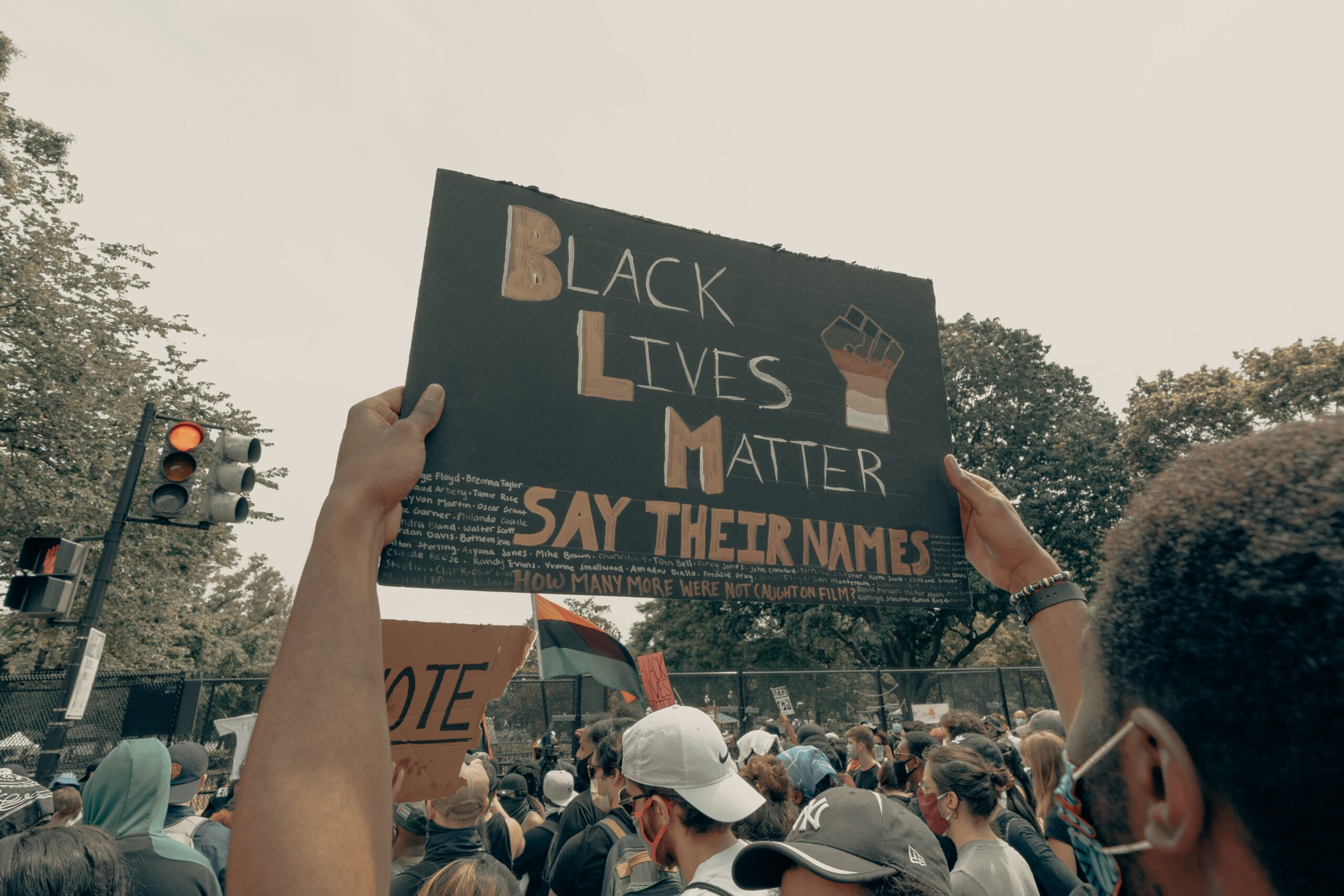 The Black Lives Matter Movement and Police Brutality