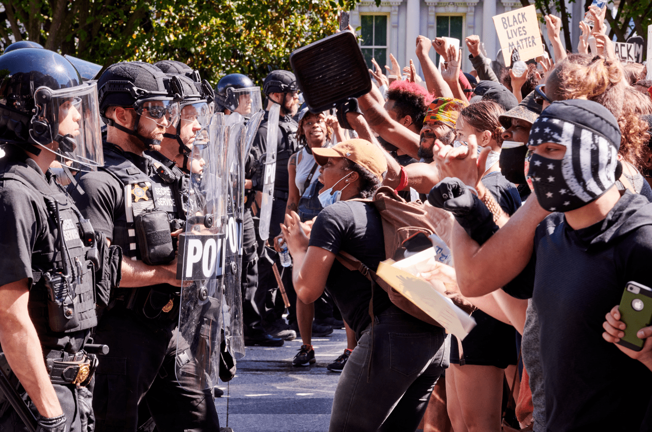 The Riot as a Legitimate Form of Protest