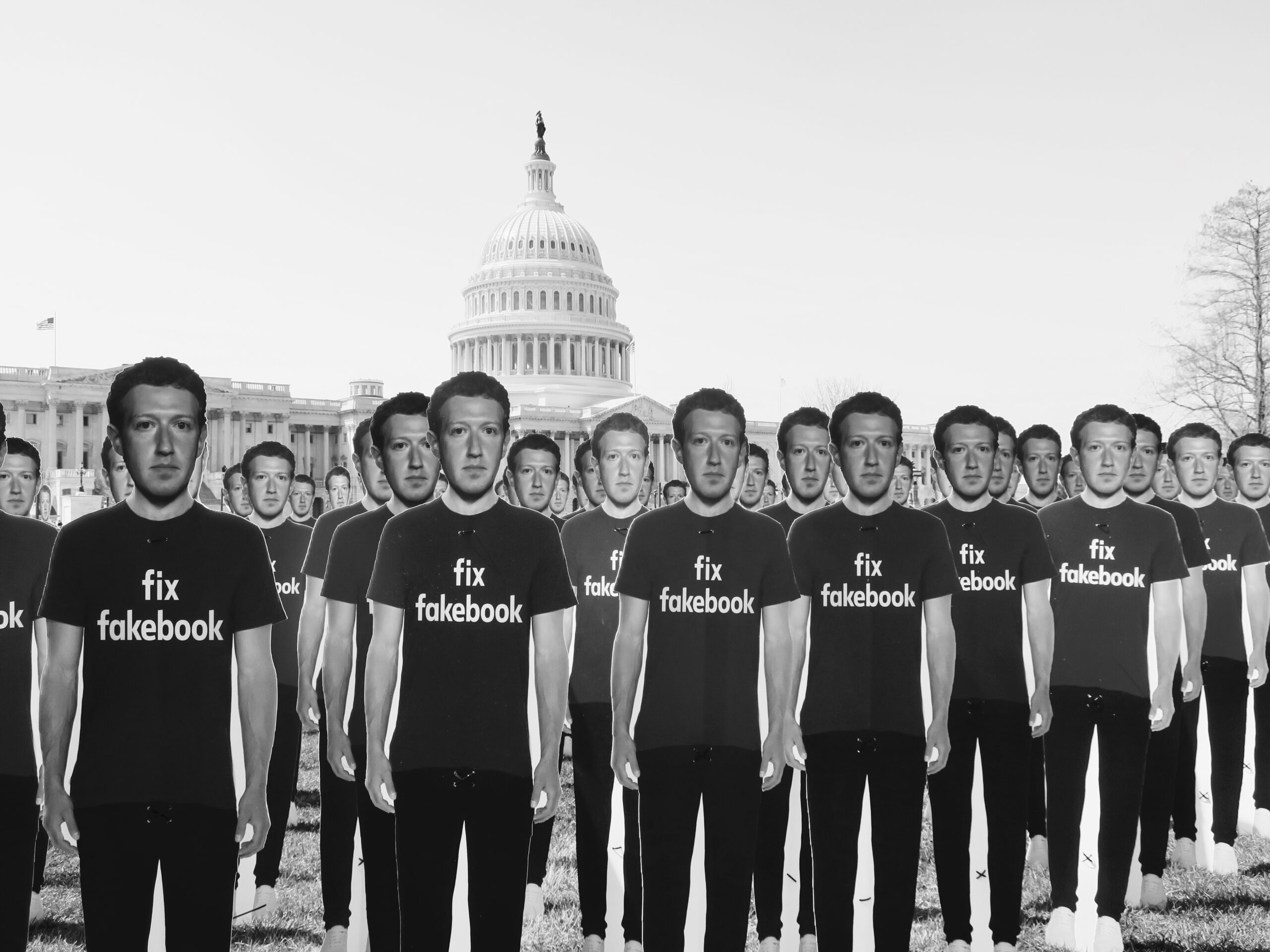 Tech Giants Reveal the Falsehood of the American Dream