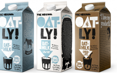 Oatly Facing Boycotts Following Unsustainable Investment Links to Deforestation and Trump