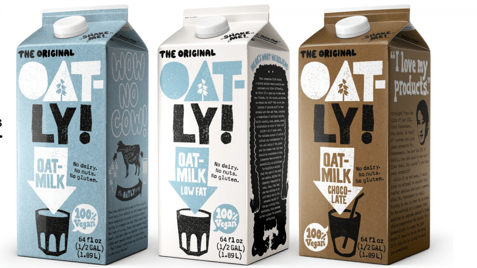oatly boycott blackstone
