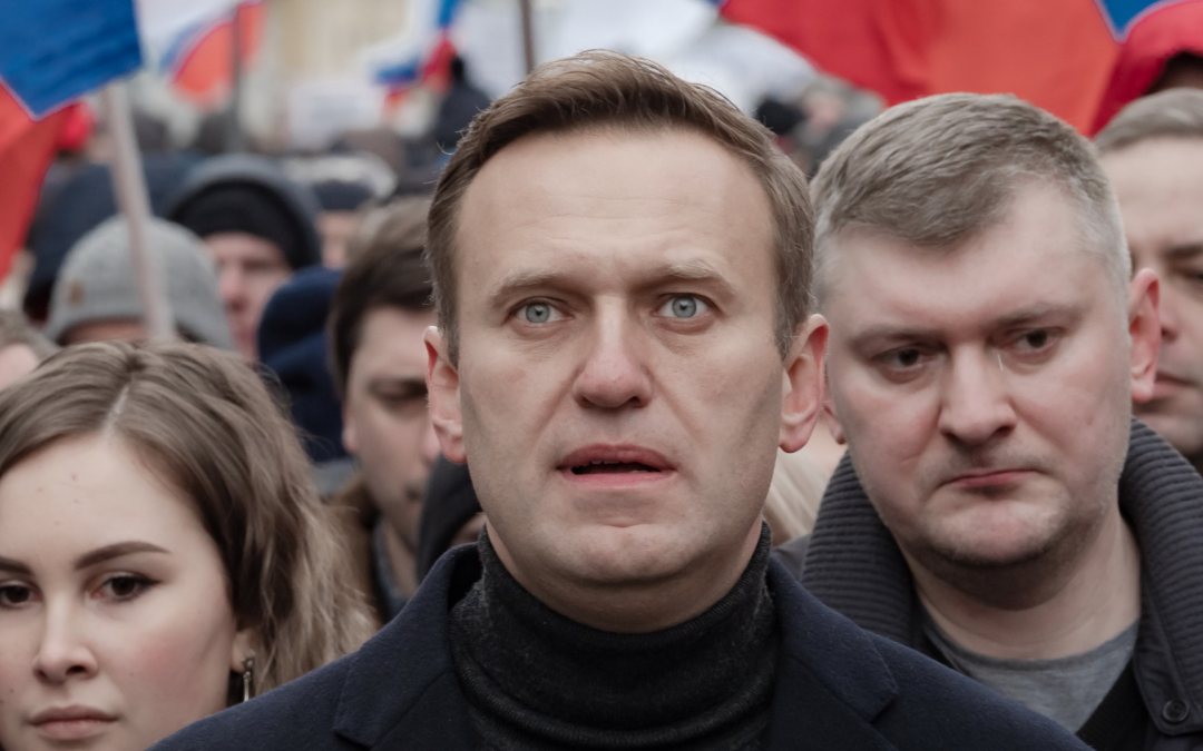 Alexei Navalny: Putin Critic out of Induced Coma after Poisoning