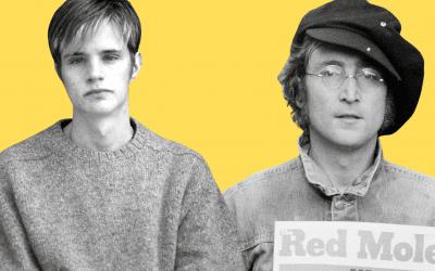 Remembering John Lennon and Matthew Shepard