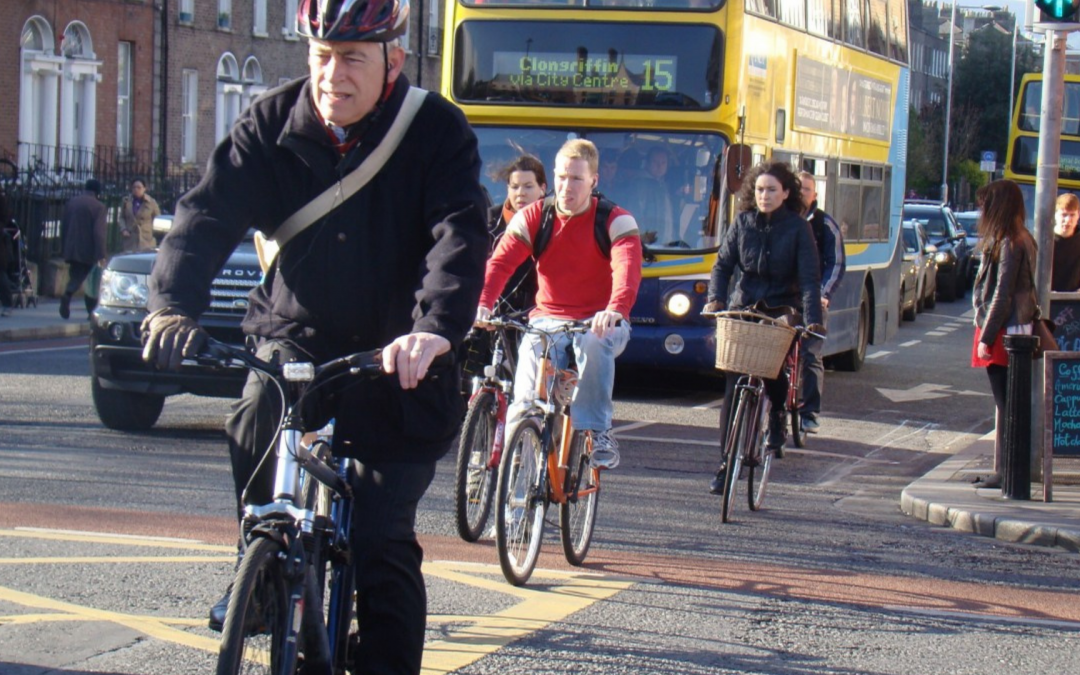 Can COVID-19 bring a cycling revolution to Ireland?