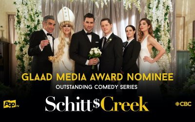 Schitt's Creek: Why Patrick's and David's love story is so important