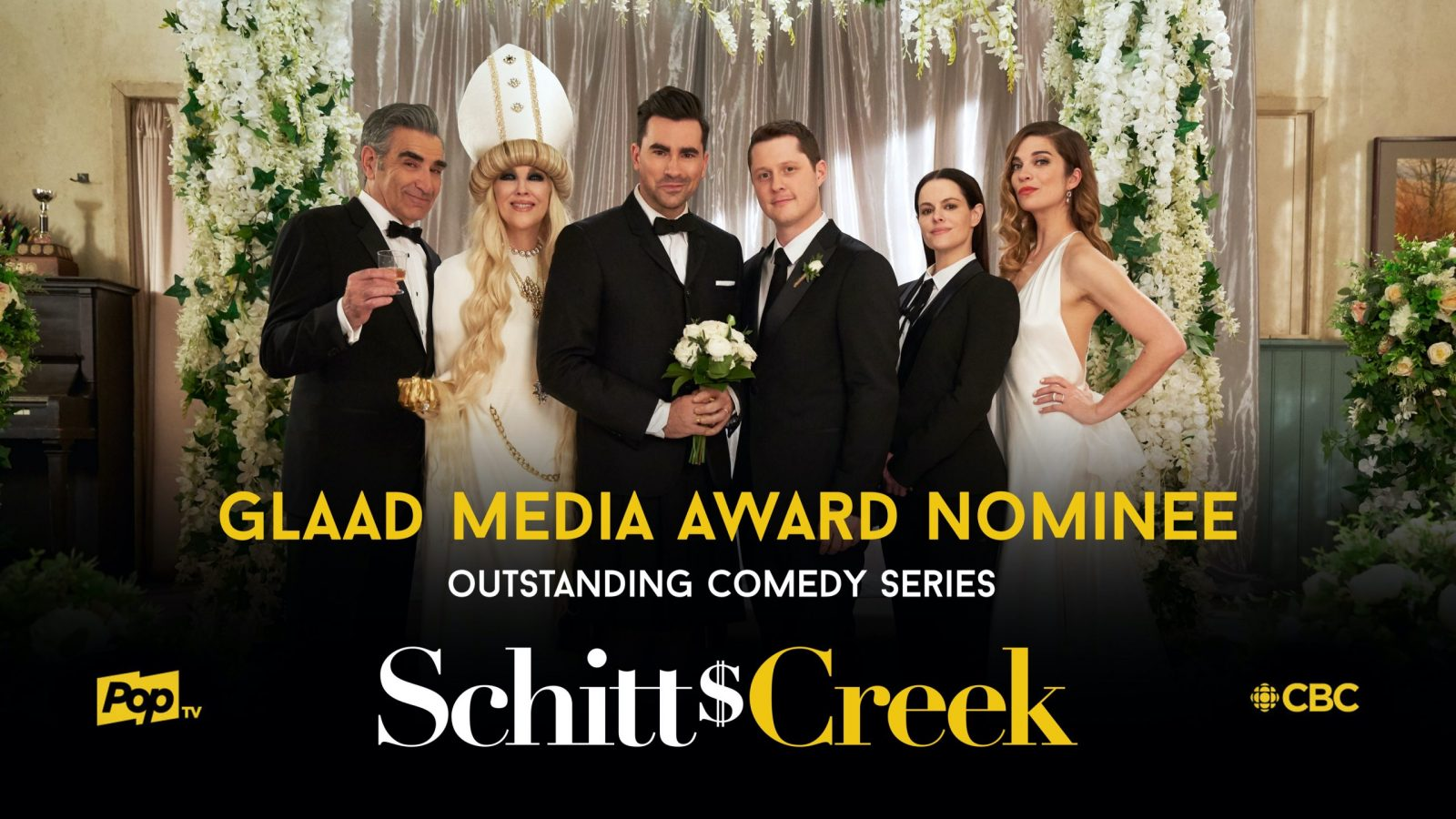 poster from the show Schitt's creek