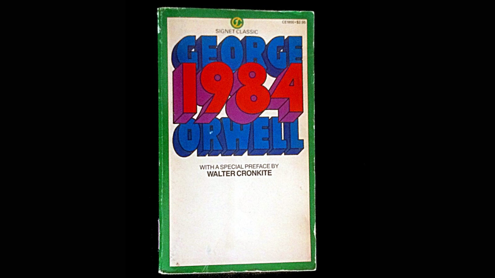Orwell's book 1984