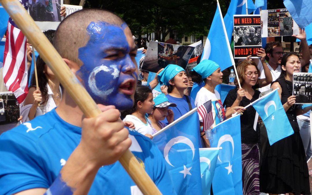 The issue of Chinese Uighur camps