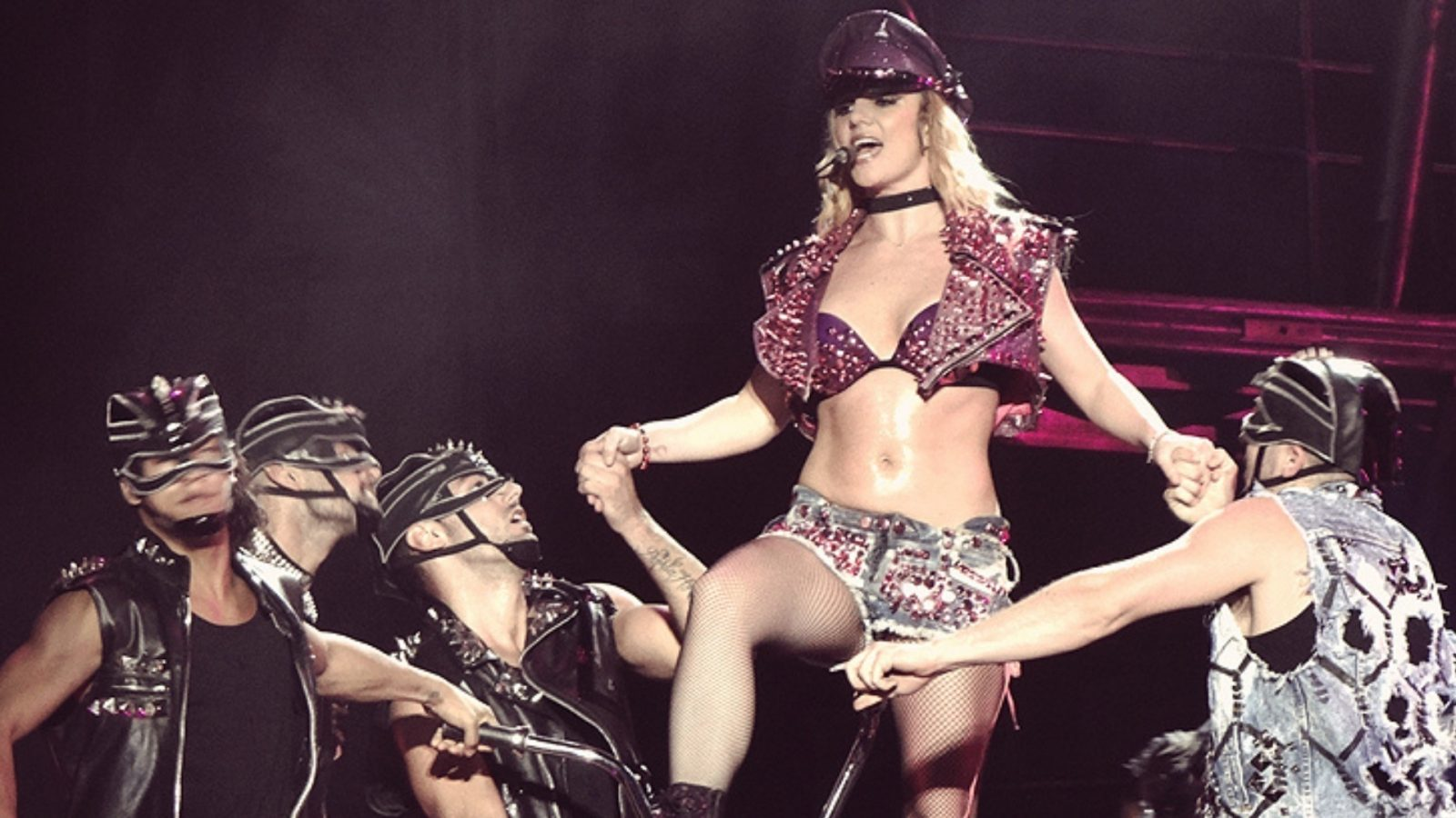 Britney Spears in concert