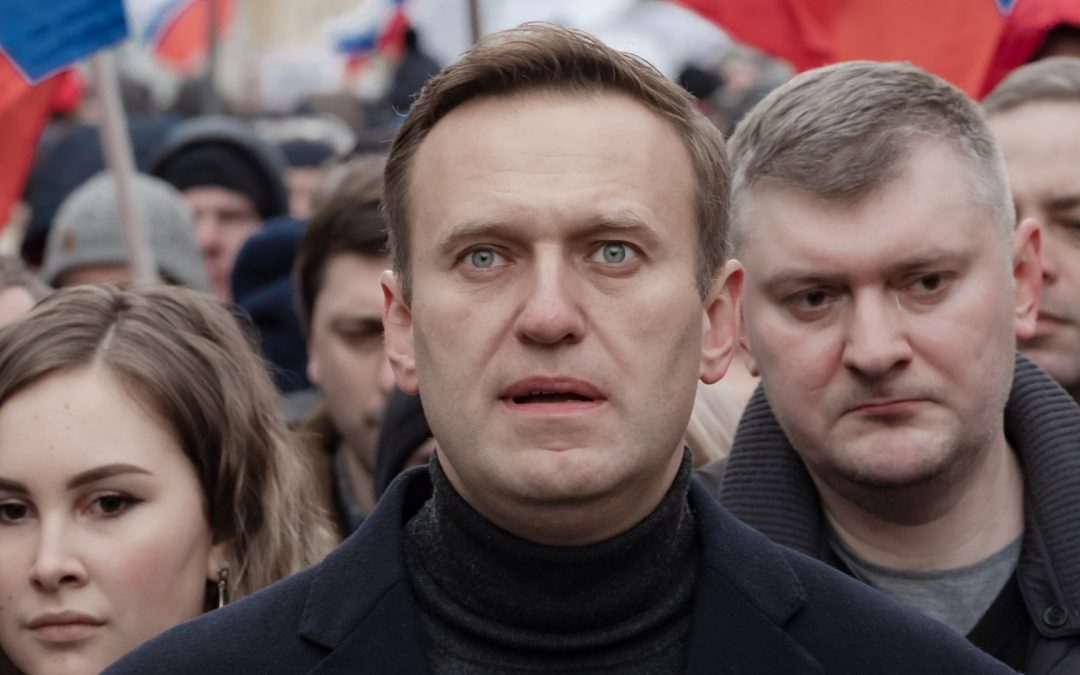 The imprisonment of Alexei Navalny