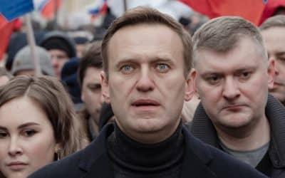 The imprisonment of Alexei Navalny