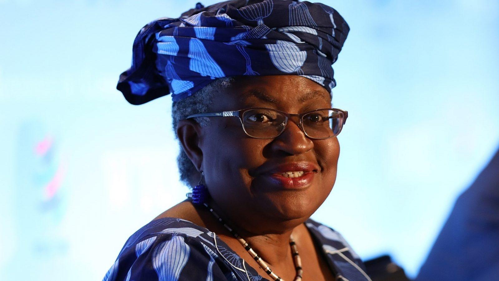 Dr.Ngozi Okonjo-Iweala