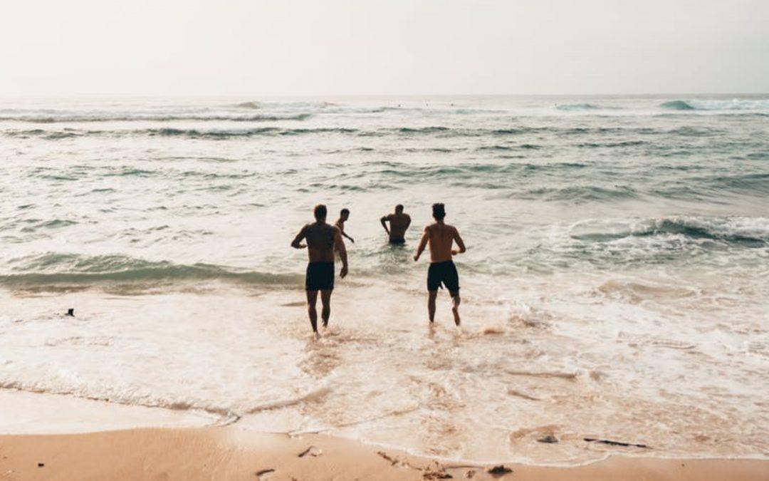 Coláiste Dhúlaigh Series: Why heavy rain is bad news for swimmers