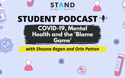 COVID-19, Mental Health and the 'Blame Game'
