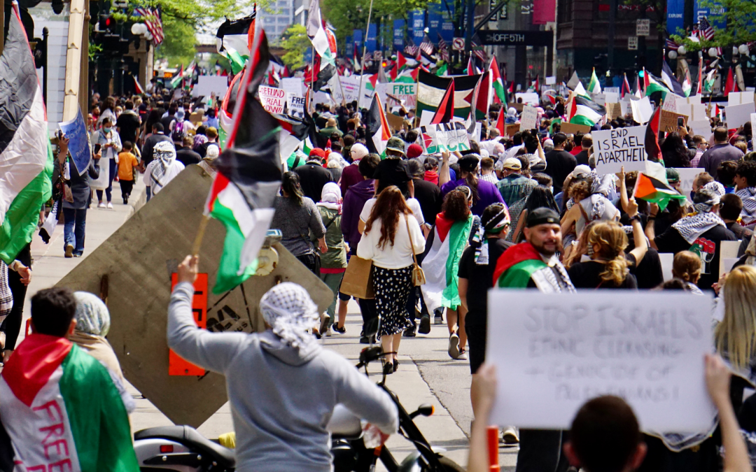 Root causes of the Israel-Palestine conflict