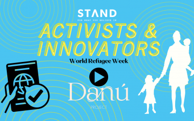 Activists + Innovators Series: World Refugee Week with The Danú Project